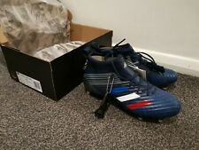 adidas Performance Mens Predator Flare Soft Ground Training Rugby Boots UK 6 men