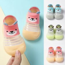 Toddler Shoes Infant Kids Baby Girls&Boys Cartoon Knitted Socks Breathable Shoes