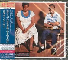 SHM SACD Ella and Louis Limited Edition Ella Fitzgerald and Louis Armstrong