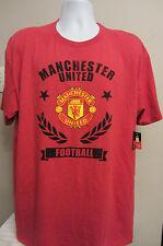 Manchester United Football Club T Shirt Mens X..New w/ Tag