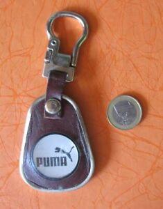 Vintage Keyring PUMA Keychain