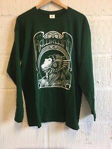 Hawkwind Long Sleeve T-shirt Size L Unworn Brand New
