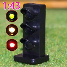 JTD431GYRF 5PC O scale Flash LED made Dwarf Signals for Railway signal 3 Aspects