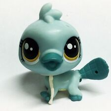 Original Hasbro Littlest Pet Shop LPS Orna Curley Animal Figure Boy Baby Doll