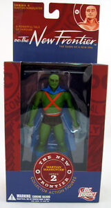 The New Frontier Series 2 Martian Manhunter Action Figure MINT DC