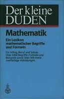 Der kleine Duden Mathematik von Hermann Engesser | Buch | Zustand gut