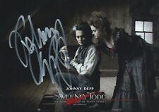 Autographe Original: JOHNNY DEEP.