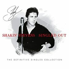 SHAKIN' STEVENS SINGLED OUT DEFINITIVE SINGLES COLLECTION 3 CD (27/11/2020)