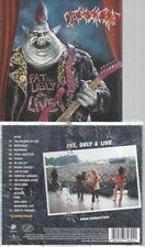 CD--TANKARD--FAT, UGLY & LIVE
