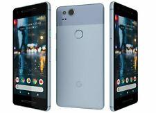 Google Pixel 2 Unlocked (GSM+CDMA) 64GB/128GB Black White Blue 12.2 MP 4G LTE