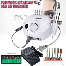 Pro 35000RPM Electric Nail Drill Machine Manicure Set Pedicure File US Fast Ship