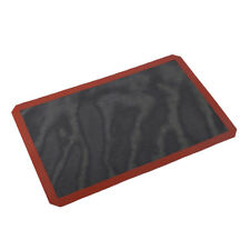 1pc perforé tapis de cuisson en silicone tapis antiadhésif plaque de four