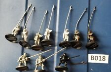 Games Workshop Lord of the Rings Uruk Hai Warriors with Pikes
