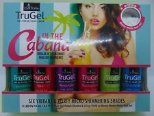 EZFlow TruGel - IN THE CABANA 2017 Collection - All 6 colors #66701,703-707