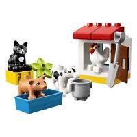 COSTRUZIONI LEGO DUPLO 10870 MY FIRST ANIMALI DELLA FATTORIA
