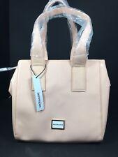 Womens Handbags Maria Mare Designer Purse Large Size Shoulder Bag Light Pink NEW