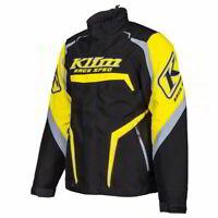 Klim K20 Kaos Race Spec Mens Cold Weather Winter Sports Snowmobile Jackets