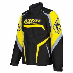 Klim K20 Kaos Race Spec Mens Cold Weather Winter Sports Snowmobile Jackets