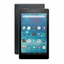 Amazon Kindle Fire HD8 8th Gen, 8 inch, 16GB, Wi-Fi, HD Display - Black