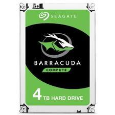 HDD internal 4TB 3,5'' Seagate BarraCuda SATA3 5400RPM 256MB cache
