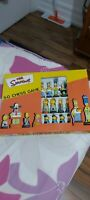The Simpsons 3D Chess Set Family Game Collectable - Complete