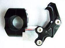 CNC Aluminum Universal  Motorcycle Bike Helmet Hanger Holder Hook Carry Bag