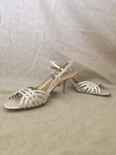 Kate Spade Mode Ivory Satin, Women's Shoes, Size 9M