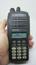MOTOROLA PRO7750 LAH25UCH6FC6AN Two Way RADIO 16 channel