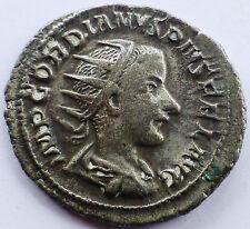 EMPIRE ROMAIN / ROMAN EMPIRE: antoninianus Gordian III, P M TR P III COS PP, 240