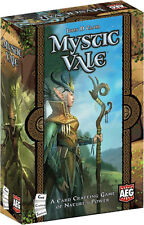 Mystic Vale Card Crafting Game of Nature's Power AEG 5861 John D Clair