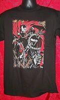 SPAWN (Todd McFarlane) Mens Unisex T-Shirt - Available in Sm to 2x -new
