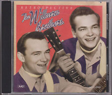 WILBURN BROTHERS Retrospective 1959-1972 Collection 1990 Oop & Rare CD Country