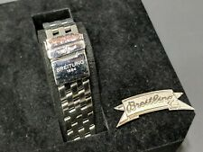 Breitling Callisto Stainless 760A Watch Band OEM Bracelet