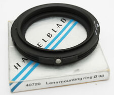 hasselblad 40720 lens mounting ring 93