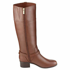 """Low 3/4"""" to 1 1/2"""" Women's Leather Boots"""