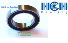 (Qty10) 6803-2RS  ball bearings Premium 6803 2rs seal bearing 6803 RS ABEC3