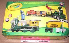 Lionel new 7-11548 Crayola G-Gauge Set