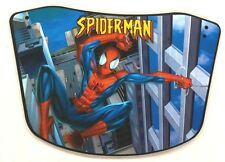 """SPIDERMAN LOGO BICYCLE HANDLEBAR NUMBER PLATE FOR 16"""" OR 18"""" BICYCLE"""