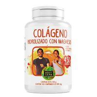 Colageno Marino Hidrolizado con Magnesio 450 Comprimidos Articulaciones Fuertes