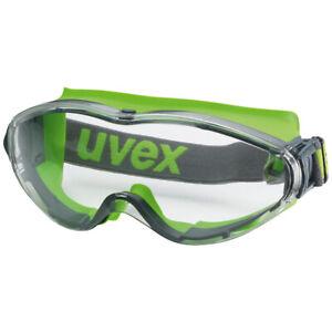 Uvex ultrasonic Vollsicht-Schutzbrille Überbrille Sicherheitsbrille Augenschutz