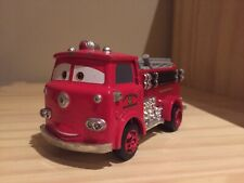 Disney Pixar Cars Diecast Red The Fire Truck
