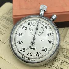Soviétique Agat Chronomètre Vintage Chronographe Mécanique USSR Russe Sport 02 S