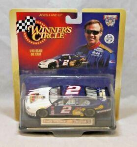 1998 NASCAR Rusty Wallace 1:43 Winners Circle #2 1/43 Die Cast