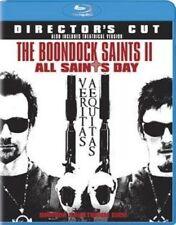 The Boondock Saints II All Saints Day Directors Cut Blu Ray 2009