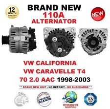 Pour VW California Caravelle T4 70 2.0 AAC 1998-2003 Brand New 110 A Alternateur