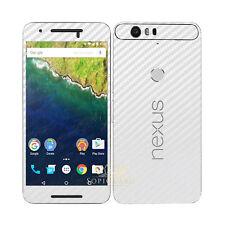 SopiGuard Carbon Fiber Brushed Full Body 6 Sides Skin for Huawei Google Nexus 6P