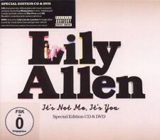 CD de musique pop rock Lily Allen