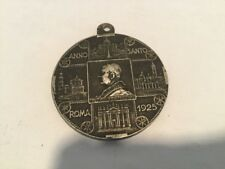 Vatican Medal 1925 POPE PIUS XI 1925 ANNO SANTO  PAPAL HOLY MEDAL
