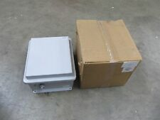 L-Com 14x12x7 Insulated & Heated Nema Type 4X Enclosure NB141207-4H0N
