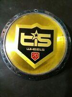 TIS LUXURY WHEELS CENTER CAP Custom Aftermarket TIS16 56632085F-1 USED